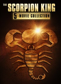 Scorpion King - 5 Movie Collection