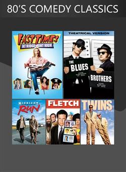 Buy 5 Movies (80's Comedy Classics) from Microsoft.com