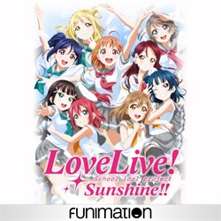 Love Live! Sunshine!! (Original Japanese Version)