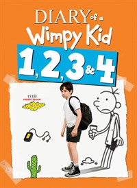Diary of a Wimpy Kid - 4 Movie Collection