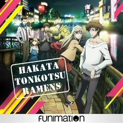Hakata Tonkotsu Ramens (Original Japanese Version)