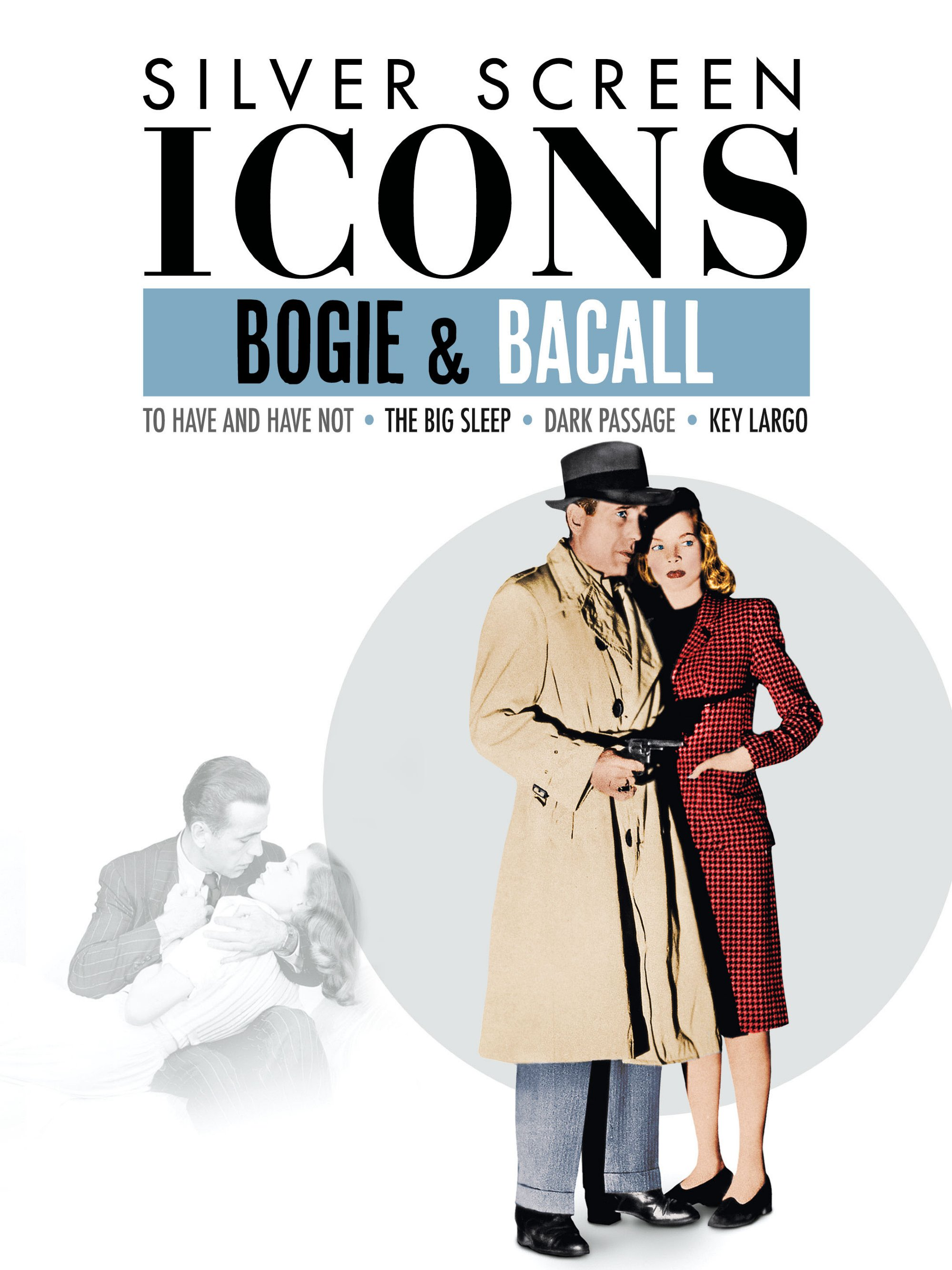 Bogie & Bacall Collection (4pk)