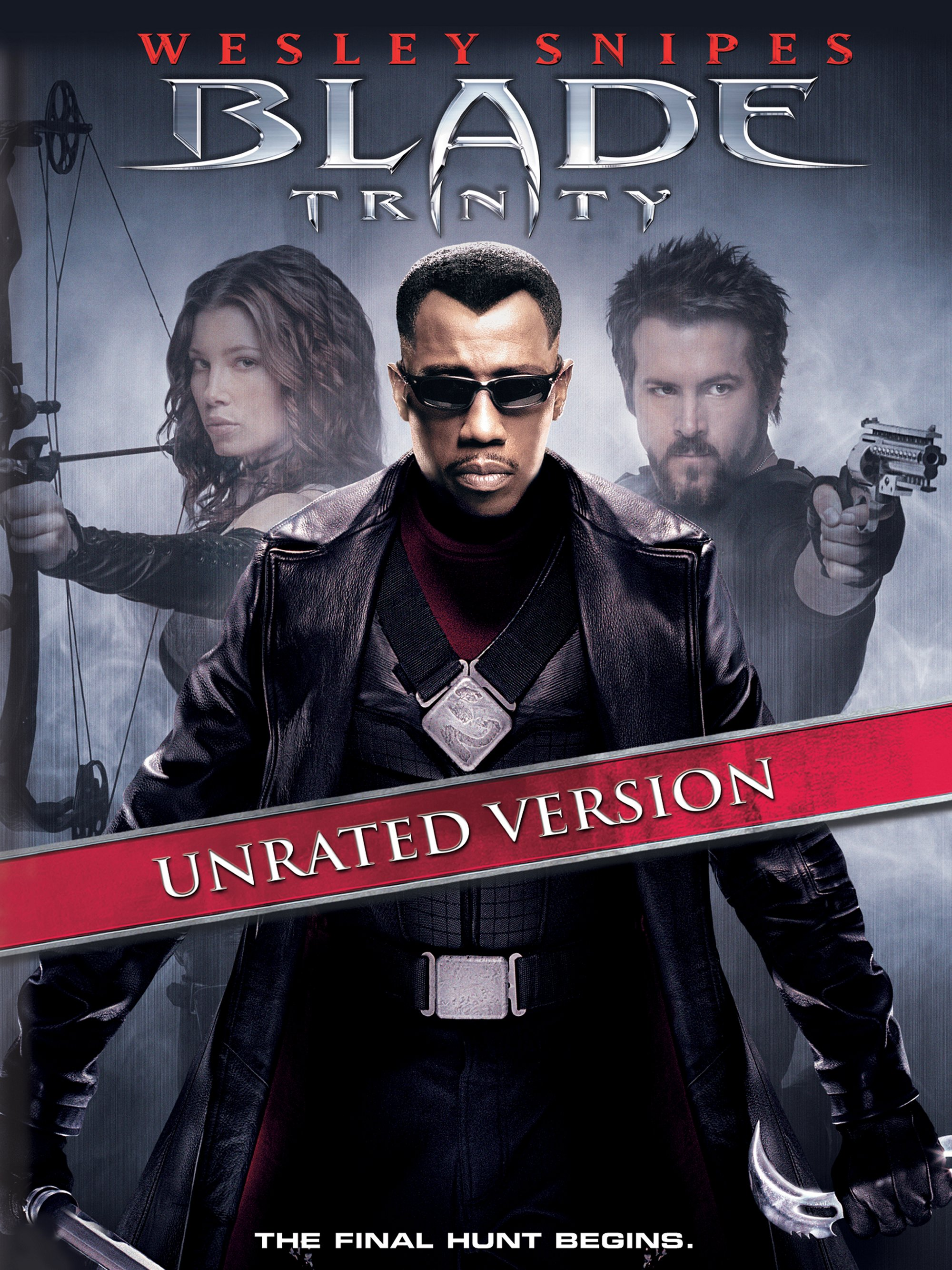 Blade Trinity Unrated