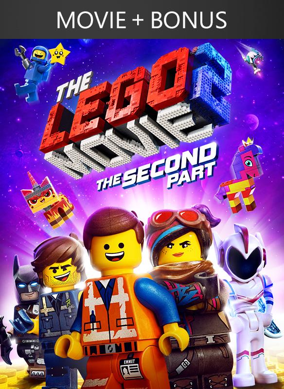 The LEGO Movie 2: The Second Part + Bonus (Pre-Order)