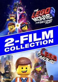 The Lego Movie 2-Film Collection