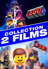 LEGO Movie : Collection 2 Films