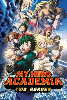 My Hero Academia: Two Heroes (Original Japanese Version)
