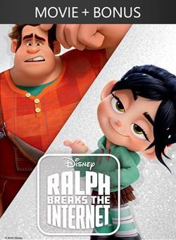 Ralph Breaks The Internet + Bonus