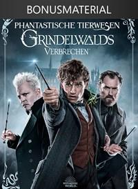 Phantastische Tierwesen: Grindelwalds Verbrechen + Bonus