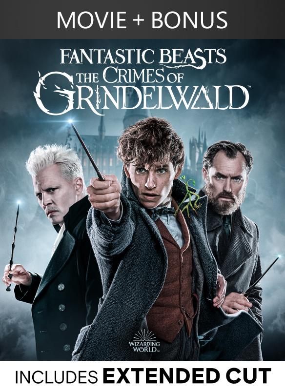 Fantastic Beasts: The Crimes Of Grindelwald + Bonus