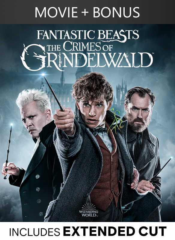 Fantastic Beasts: The Crimes Of Grindelwald + Bonus