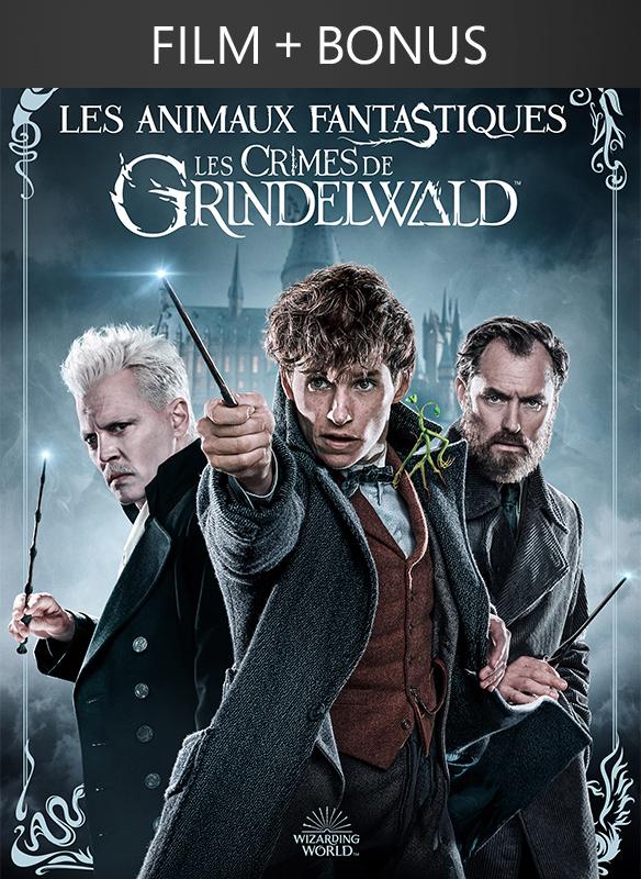 Les Animaux Fantastiques : Les Crimes de Grindelwald + Bonus