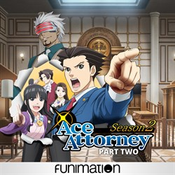 Ace Attorney (Original Japanese Version)