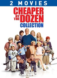 Cheaper by the Dozen - 2 Movie Collection