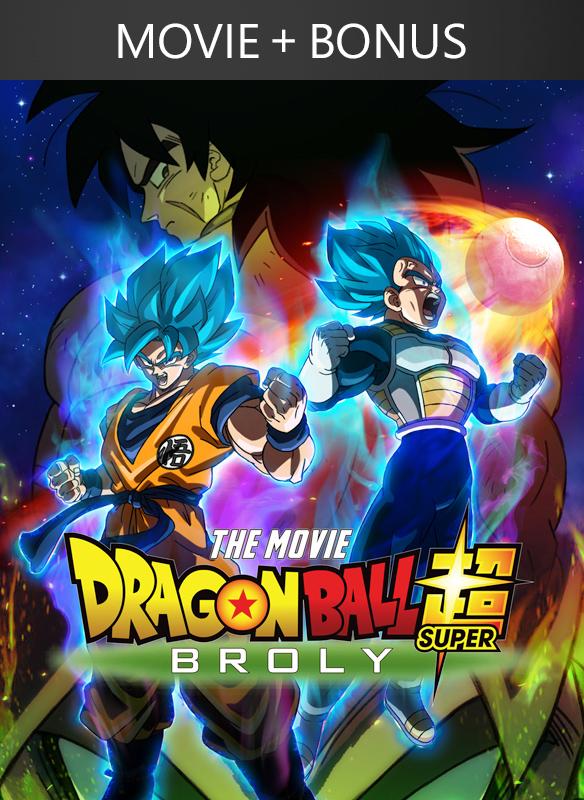 Dragon Ball Super: Broly + Bonus