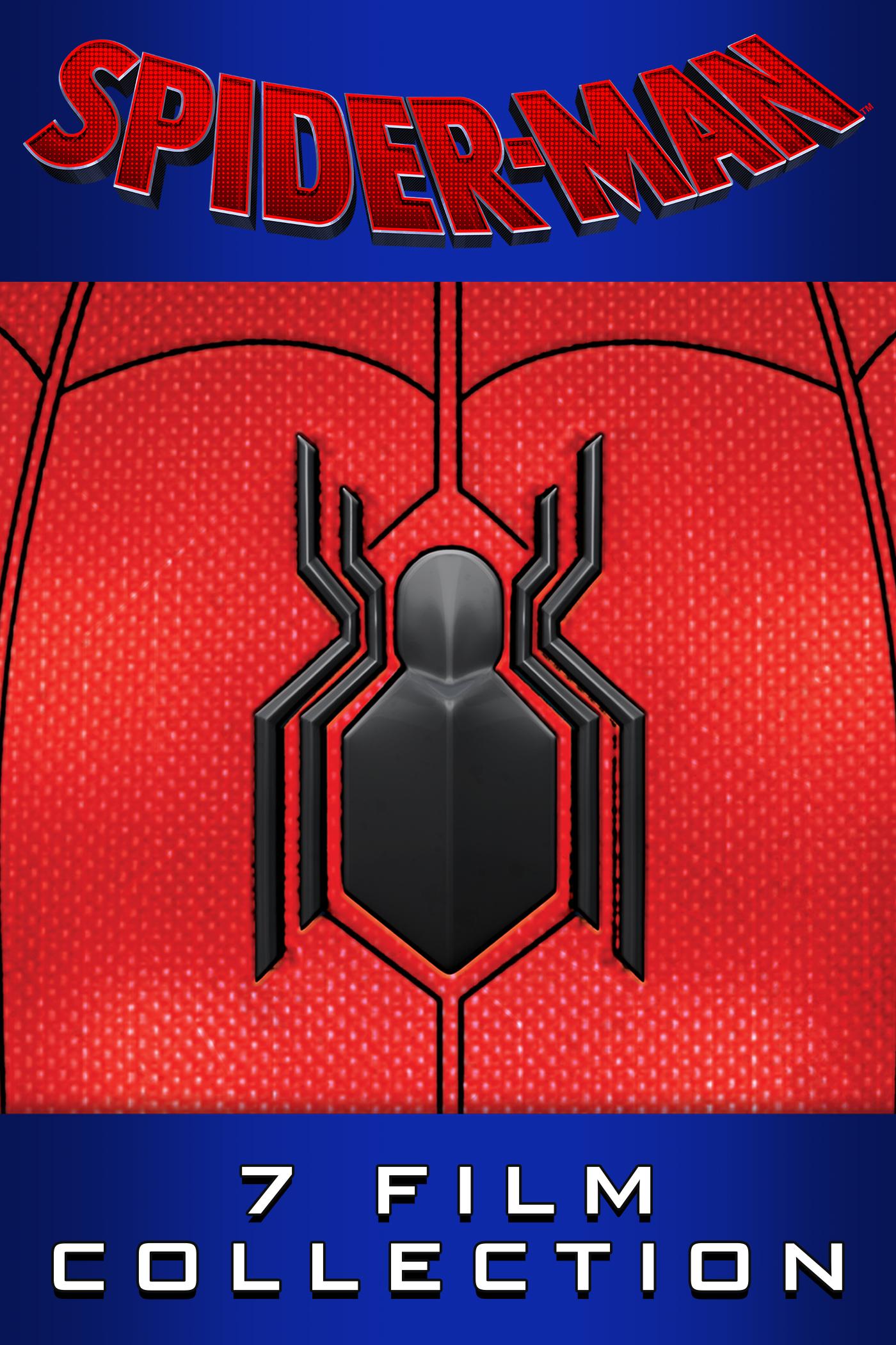 Spider-Man - 7 Film Collection