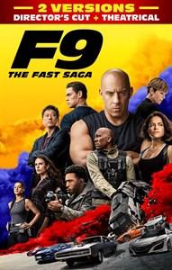 F9: The Fast Saga - Director's Cut + Theatrical