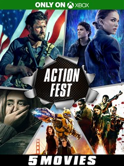 Buy Action Fest 5-Movie Collection from Microsoft.com