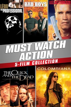 Must-Watch Action 5-Film Collection