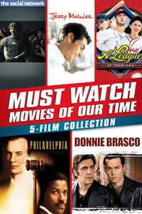Must-Watch Movies Of Our Time 5-Film Collection