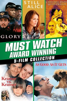 Buy Must-Watch Award-Winning 5-Film Collection from Microsoft.com
