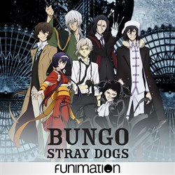 Bungo Stray Dogs - Uncut