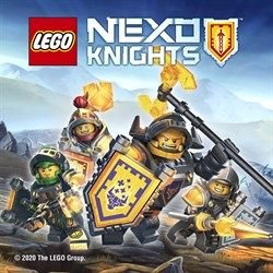 LEGO: Nexo Knights: The Complete Series