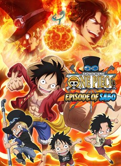Buy One Piece: Episode of Sabo from Microsoft.com