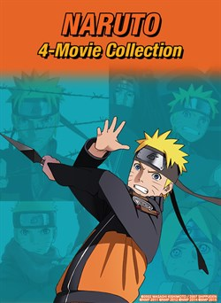 Buy Naruto 4-Movie Collection from Microsoft.com