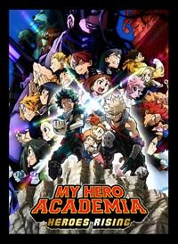 My Hero Academia: Heroes Rising (Original Japanese Version)