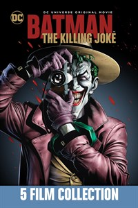 Batman: The Killing Joke 5-Film Collection