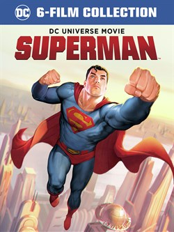Buy Superman: Man of Tomorrow 6-Film Collection from Microsoft.com