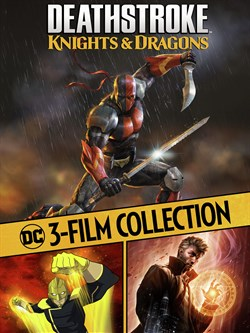 Buy Deathstroke, Constantine and The Ray 3-Film Collection from Microsoft.com