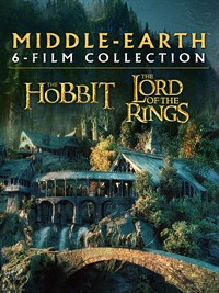 Middle-Earth Theatrical 6-Film Collection 4K UHD Digital