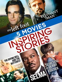 Inspiring Stories 5-Movie Collection