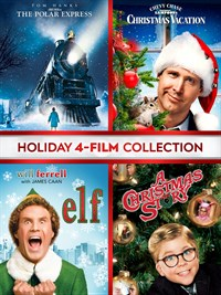 Essential Holiday 4-Film Collection