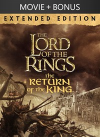 The Lord of the Rings: The Return of the King (Extended Edition) + Bonus