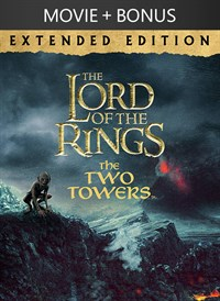 The Lord of the Rings: The Two Towers (Extended Edition) + Bonus