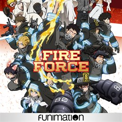Buy Fire Force (Simuldub) from Microsoft.com