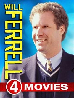 Buy Will Ferrell 4-Movie Bundle from Microsoft.com