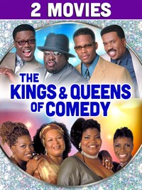 King and Queens of Comedy 2-Movie Collection