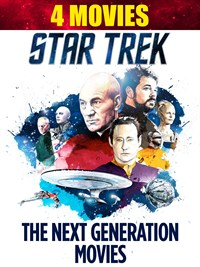 Star Trek: The Next Generation Movies 4-Film Collection