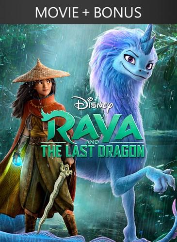 Raya and the Last Dragon + Bonus Content (2021) (4K UHD Digital Film)