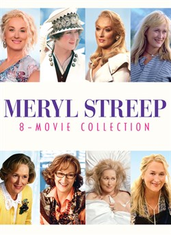 Buy Meryl Streep 8-Movie Collection from Microsoft.com