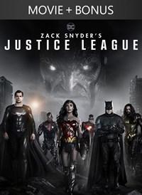 Zack Snyder's Justice League + Bonus