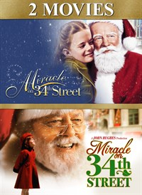 Miracle on 34th Street 2-Movie Collection