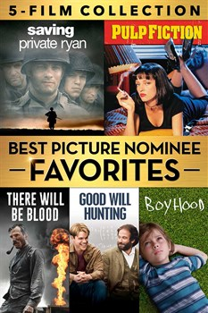 Buy Best Picture Nominee Favorites 5-Film Collection from Microsoft.com