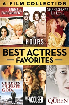 Buy Best Actress Favorites 6-Film Collection from Microsoft.com