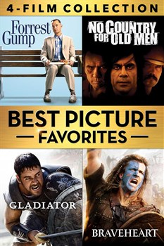 Buy Best Picture Favorites 4-Film Collection from Microsoft.com