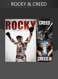 Rocky/Creed 8-Film Collection